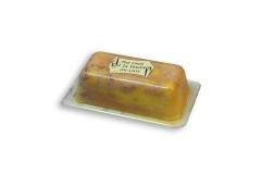 Foie gras entier de canard mi-cuit