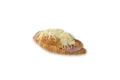 Croissant jambon emmental