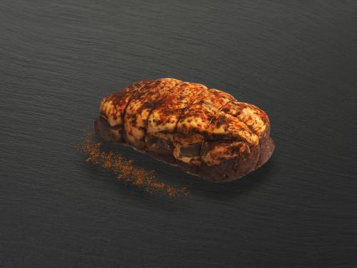 Rôti de Magret de Canard au Piment d'Espelette