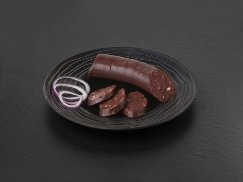 Boudin noir aux oignons